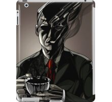 Coffee-man iPad Case/Skin