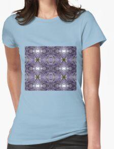 Purple Haze Womens Fitted T-Shirt