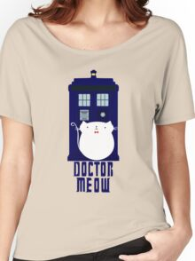 doctor meow Women's Relaxed Fit T-Shirt