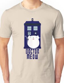 doctor meow Unisex T-Shirt