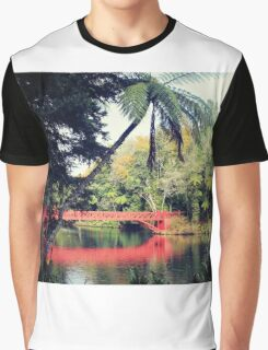 Bridge Over Troubled Water Graphic T-Shirt