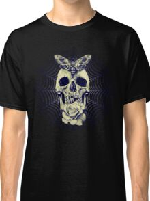 Skull-Dark light Classic T-Shirt