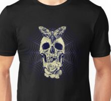Skull-Dark light Unisex T-Shirt