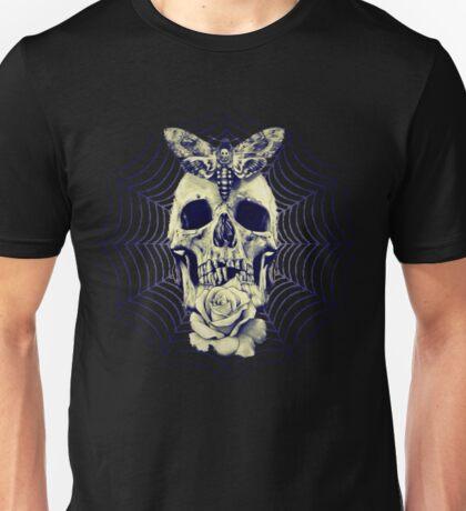 Skull-Dark light Unisex T-Shirt