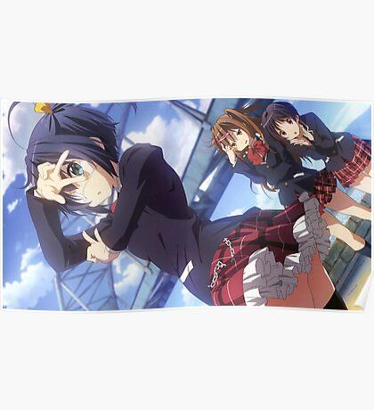 Chuunibyou demo Koi ga Shitai! Poster