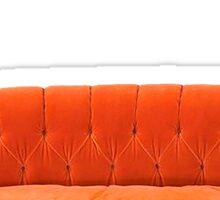 Friends Couch Sticker