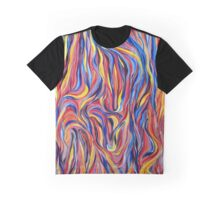 January 2015 Abstraction Graphic T-Shirt