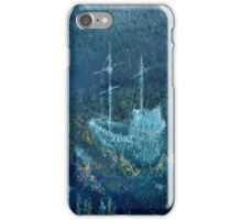 Forgotten and Swept Away iPhone Case/Skin