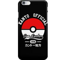 Summer Good pokemon iPhone Case/Skin