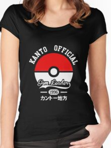 Summer Good pokemon Women's Fitted Scoop T-Shirt