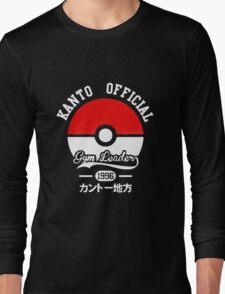 Summer Good pokemon Long Sleeve T-Shirt