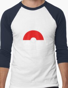Summer Good pokemon Men's Baseball ¾ T-Shirt