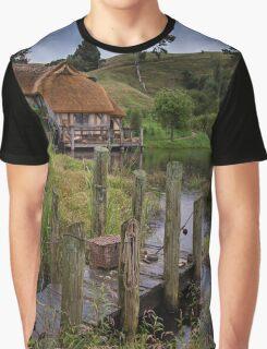Hobbiton New Zealand Graphic T-Shirt