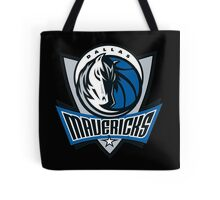 Horse Dallas Mavericks Tote Bag