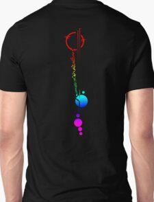 Commander Lexa's Tattoo (Rainbow) Unisex T-Shirt