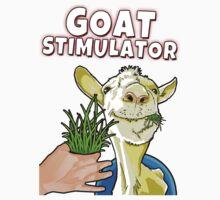 Goat Stimulator Kids Tee