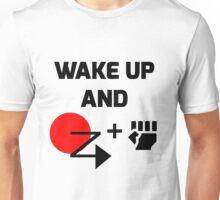 Wake Up DP Unisex T-Shirt