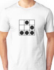 "The Glider: ""A Universal Hacker Emblem"" - Jargon File Unisex T-Shirt"
