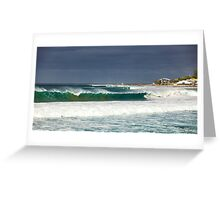 Snapper Rocks Greeting Card
