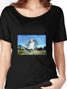 Angel with halo Women's Relaxed Fit T-Shirt