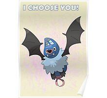 I choose you Poster