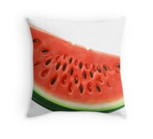 Just Watermelon Throw Pillow