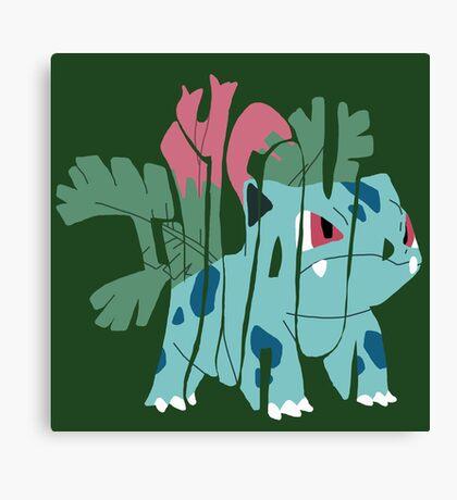 ivysaur Canvas Print