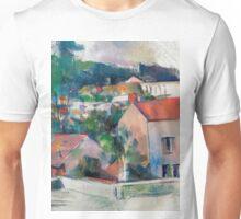1880 - Paul Cezanne - Landscape Unisex T-Shirt
