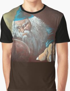 Merlin'ambition Graphic T-Shirt