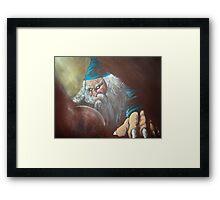 Merlin'ambition Framed Print