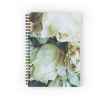 Decaying Flowers Spiral Notebook
