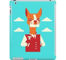 The Boston Bull Terrier iPad Case/Skin