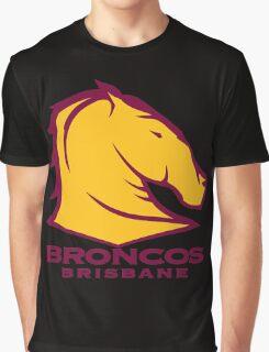 BRONCOS BRISBANE Graphic T-Shirt