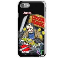 Jason's Crystal Flakes iPhone Case/Skin