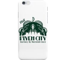 Visit R'lyeh iPhone Case/Skin