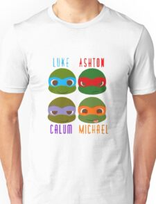 Teenage Mutant Ninja Turtles Chibi Unisex T-Shirt