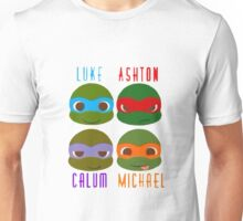 Teenage Mutant Ninja Turtles Chibi Unisex T-Shirt