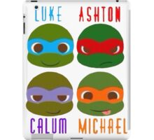 Teenage Mutant Ninja Turtles Chibi iPad Case/Skin
