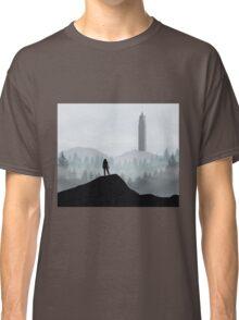 The 100 - Flat Landscape Classic T-Shirt