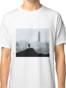 The 100 - Flat Landscape Classic T-Shirt