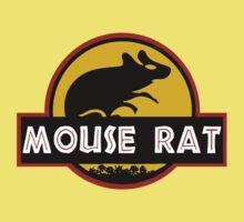 Jurassic Mouse Rat Kids Tee