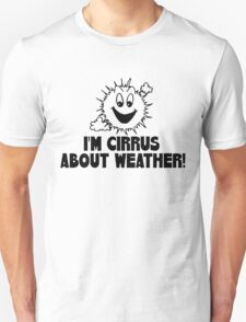 Cirrus Cloud Geek Nerd Unisex T-Shirt