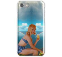 LIFE IS EFIL iPhone Case/Skin