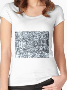 Neurons Women's Fitted Scoop T-Shirt