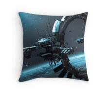 Star Citizen Throw Pillow