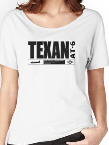 Texan Advanced Trainer Women's Relaxed Fit T-Shirt