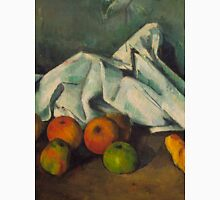 1880 - Paul Cezanne - Milk Can and Apples Unisex T-Shirt
