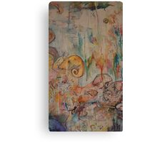 Spirit Animal Awakening  Canvas Print