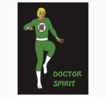 Doctor Spirit of the Icetone Defense Squad One Piece - Short Sleeve