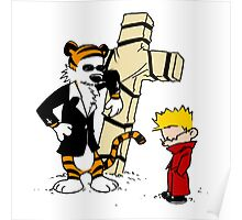 Calvin & Hobbes - StackedImages Poster